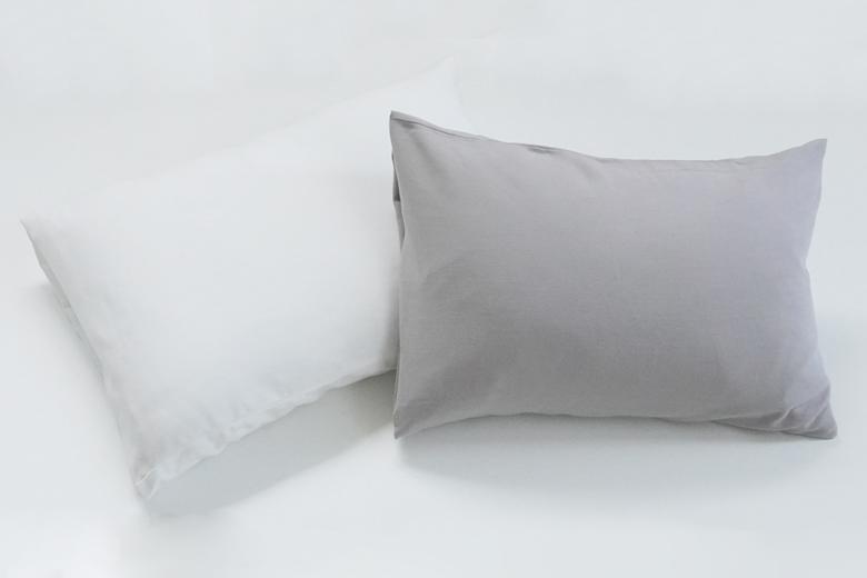 今治タオルがつくるオーガニックコットン枕カバー