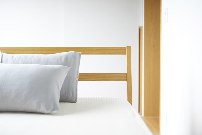 しなやかな肌触りの枕カバー