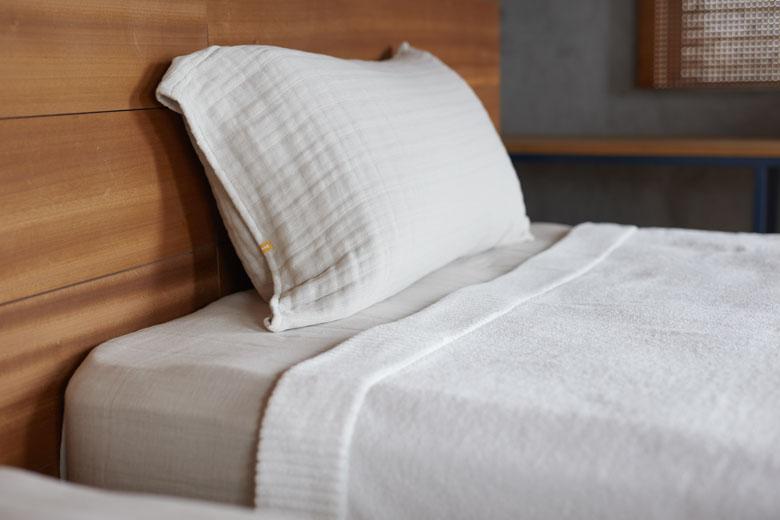 睡眠の質を高める寝具特集
